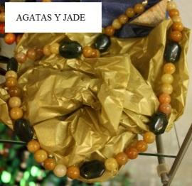 AGATAS Y JADE