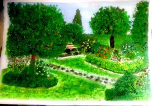 el Jardin de Nati