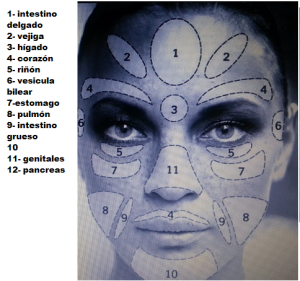 reflesologia afacial